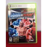 Wwe Smackdown Vs. Raw 2007 Xbox 360 Play Magic
