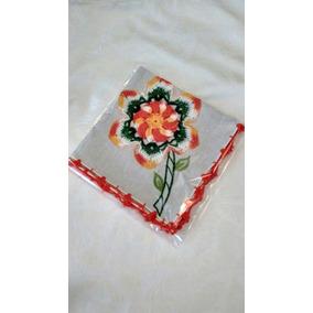 Carpeta Tejidas A Mano (artesanías Mexicanas)