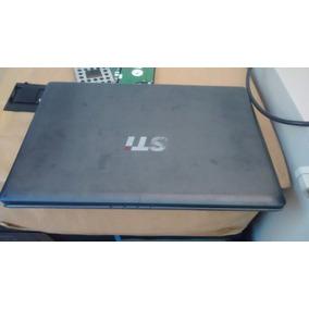 Notebook Semp Toshiba Is-1414 Pentium T4500 2.3ghz 4096m 320