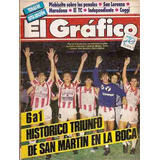 El Gráfico 3607 K-moreno-torres-campos-san Martin De Tucuman