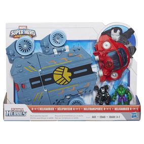 Hulk War Machine Playskool Heroes Niños Juguete Hasbro