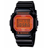 Reloj Casio G-s-shock-dw-5600cs-1dr- Color Negro