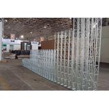 Treliças Q15 Usadas Em Aço Galvanizado, Estruturas Para Dj