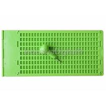Reglete Tradicional Escrita Braille 28c ~ 9l Em Pvc + Punção
