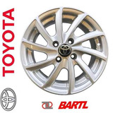 Llantas Toyota Rodado 15 4x100 Plan Recambio B157619d