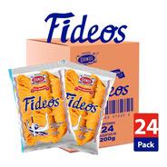 Fideos Caja 24/200g - Marca Dondé