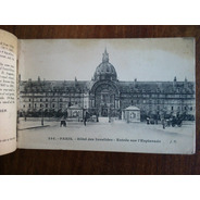 Hotel Des Invalides 18 Tarjetas Postales C/1900