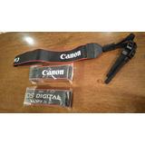 Correas Para Cámara Fotográfica Digital Canon