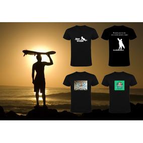 Remeras Surf Surfer Draco Indumentaria