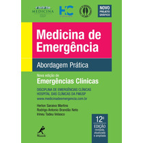 Livro - Emergências Clínicas - Abordagem Prática - Usp -