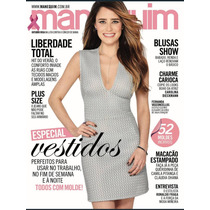 Revista Manequim 691 = Fernanda Vasconcellos Out2016 Lacrada
