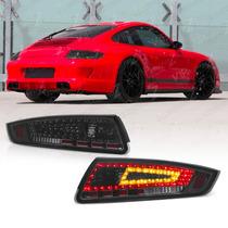 Par - Calaveras Ahumadas Led Porsche 911 Carrera 7 2005 2006