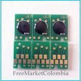 Chip Reset Deposito Mantenimient Plott Epson 4800 F6070 9800