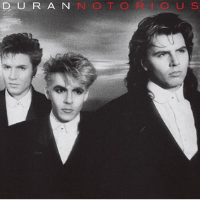 Cd : Duran Duran - Notorious [limited Edition] [cd And D...