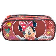 Estojo Minnie Love - 8915