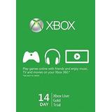 Código De Prueba De Microsoft Xbox Live 14 Días