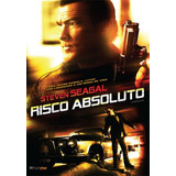 Dvd - Risco Absoluto - Com Steven Seagal - Lacrado