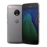 Celular Motorola Moto G5 Plus Platinum Xt1683 32gb, 12mp