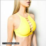 Hermoso Top Fiber Lycra Blusa Ligera Diseños Exclusivos