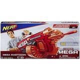 Pistola Nerf Mega Mastodon Tambor Giratorio Dardos S/ 240.00