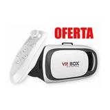 Gafas Vr Box Realidad Virtual Aumentada + Kit-control Remoto