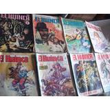 8 Revistas De Colecciòn *el Huinca*