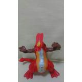 Brinquedo Mc Donald Dragon Red 2009