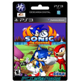 Ps3 Sonic The Fighters [pcx3gamers] [digital]