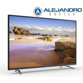 Tv 55 Led Televisor Ultra Delgado Plano