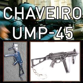 Chaveiro Ump-45, Arma, Ump45 Airsoft Csgo Battlegrounds