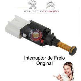 Interruptor Pedal Freio Peugeot 206 Citroen C3 4 Pinos