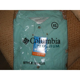 Camisa Columbia Para Caballero Talla 3xl