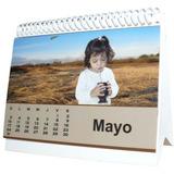Calendario Almanaque Carpita Personalizado Empresa Logo Foto