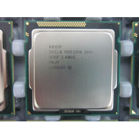 Pentium Dualcore G840 Socket 1155 2.8ghz Ok Em 12 Sem Juros