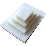 100 Laminas De Plastificar Gruesa Cedulas 175 Micrones 65x90