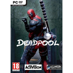 Deadpool Pc Hd Original Português
