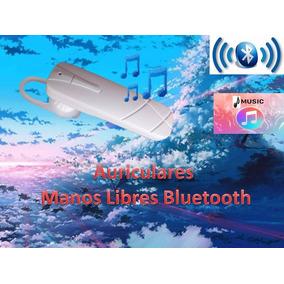 Auriculares Manos Libres Bluetooth Audifonos Musica