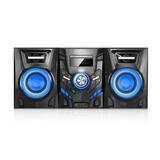 Mini System Noblex Mnx 500bt 3000w Pmpo Usb/cd/cdr/cd-mp3
