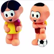 Brinquedo Turma Da Monica Boneca Latex De Apertar P Criança