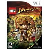 Wii Lego Indiana Jones