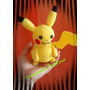 Mini Pikachu 15cm Pokemon Peluche Tejido Ventas Al Mayor