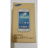 Caja Samsung Galaxy S Duo 2