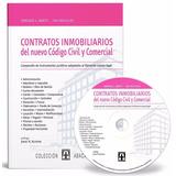 Contratos Inmobiliarios (nuevo Cód. Civil) Abatti-y Rocca+cd
