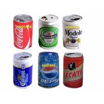 Bocina Lata Cerveza Recargable Tecate Corona Mejor Precio!!!