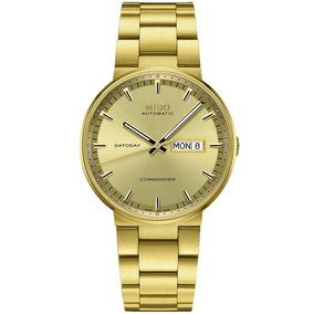 Reloj Mido Commander Il M014.430.33.021.80 Ghiberti