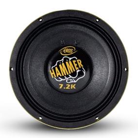 Woofer Profissional Eros Hammer 7.2k 3600 Rms 12p 4ohms