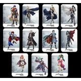 Tarjeta Nfc Amiibo Coleccion Fire Emblem 10 Tarjetas