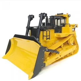 Máquina Caterpillar Bulldozer Brinquedo Bruder 2452