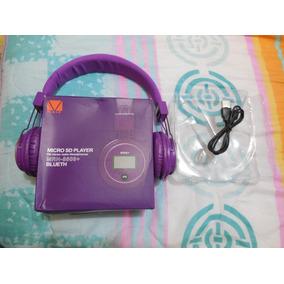 Audifonos Bluetooth Maiz Radio Fm Miro Sd Bateria Recargable