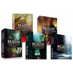 Game Of Thrones Coleção De Livros